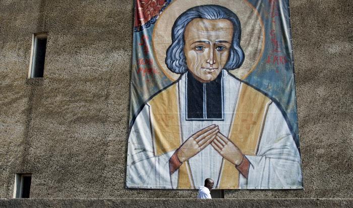 août : fête de Saint Jean-Marie Vianney - Curé d'Ars - Ciric_175296