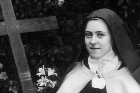 1er octobre : fête de Sainte Thérèse de Lisieux Sainte-therese