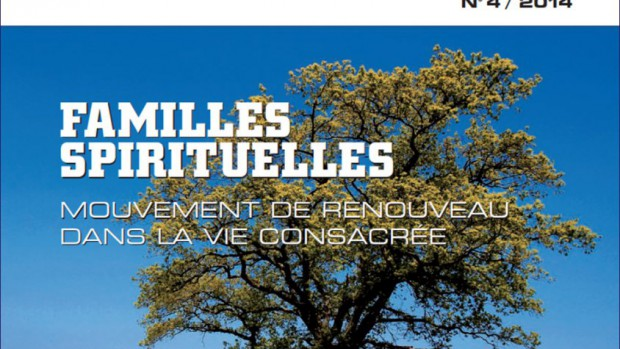 Familles spirituelles - Documents Episcopat n°4 de 2014