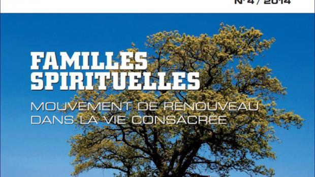 Familles spirituelles - Documents Episcopat n°4 de 2014