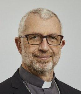 Mgr Bertrand Lacombe