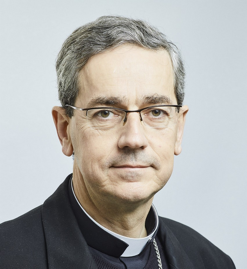 Mgr Laurent Camiade