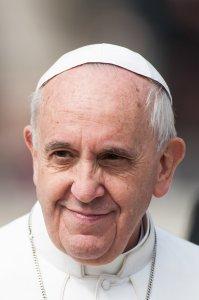 S.S. Le pape François, s.j.