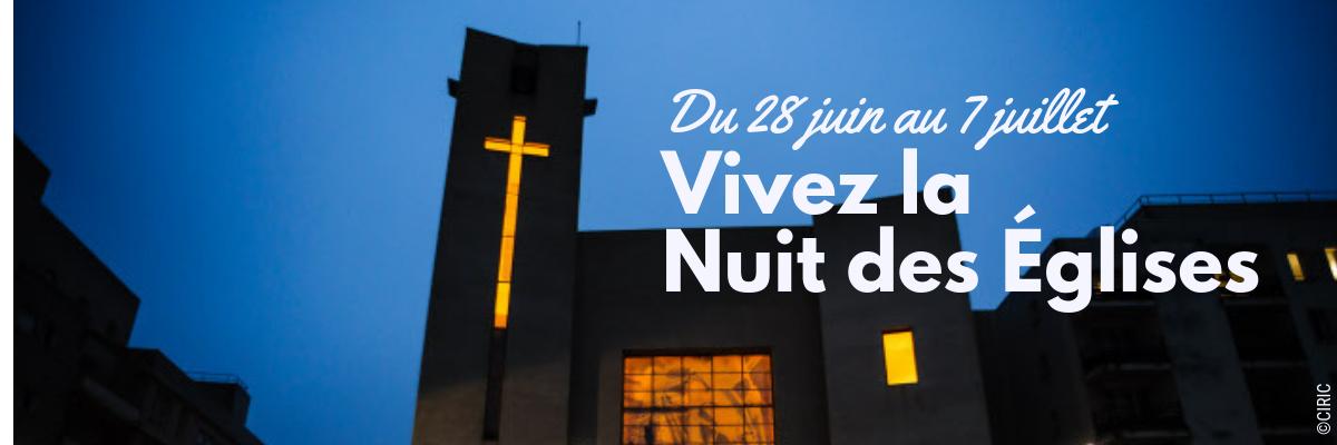 à la une nuit des églises