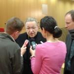 Conférence de presse du cardinal Vingt Trois sur le voyage de Benoît XVI en Terre Sainte