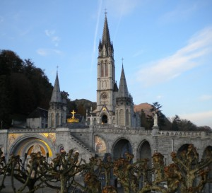 20101106 basilique Lourdes