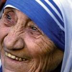 Visage de Mère Teresa