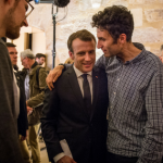 Macron Eglise Bernardins