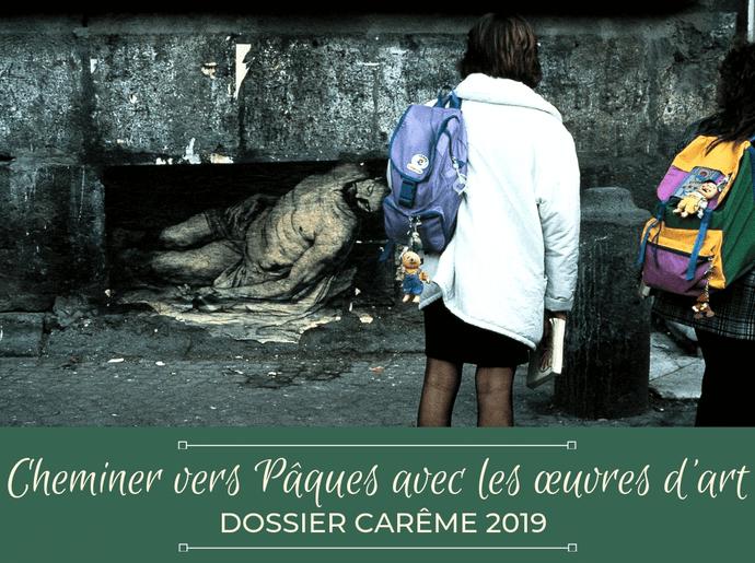 Carême 2019 - Narthex