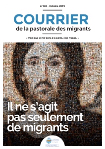 Courrier pastorale migrants