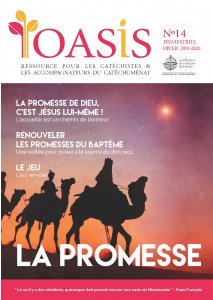 L'Oasis 14_Couverture