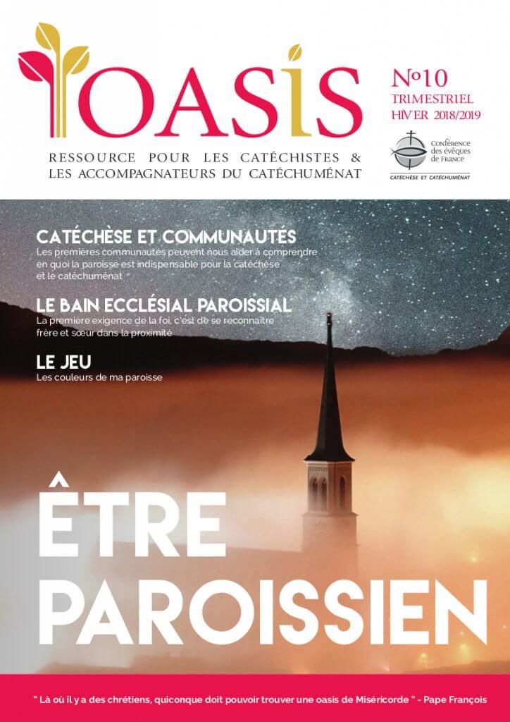 Oasis 10 Couverture