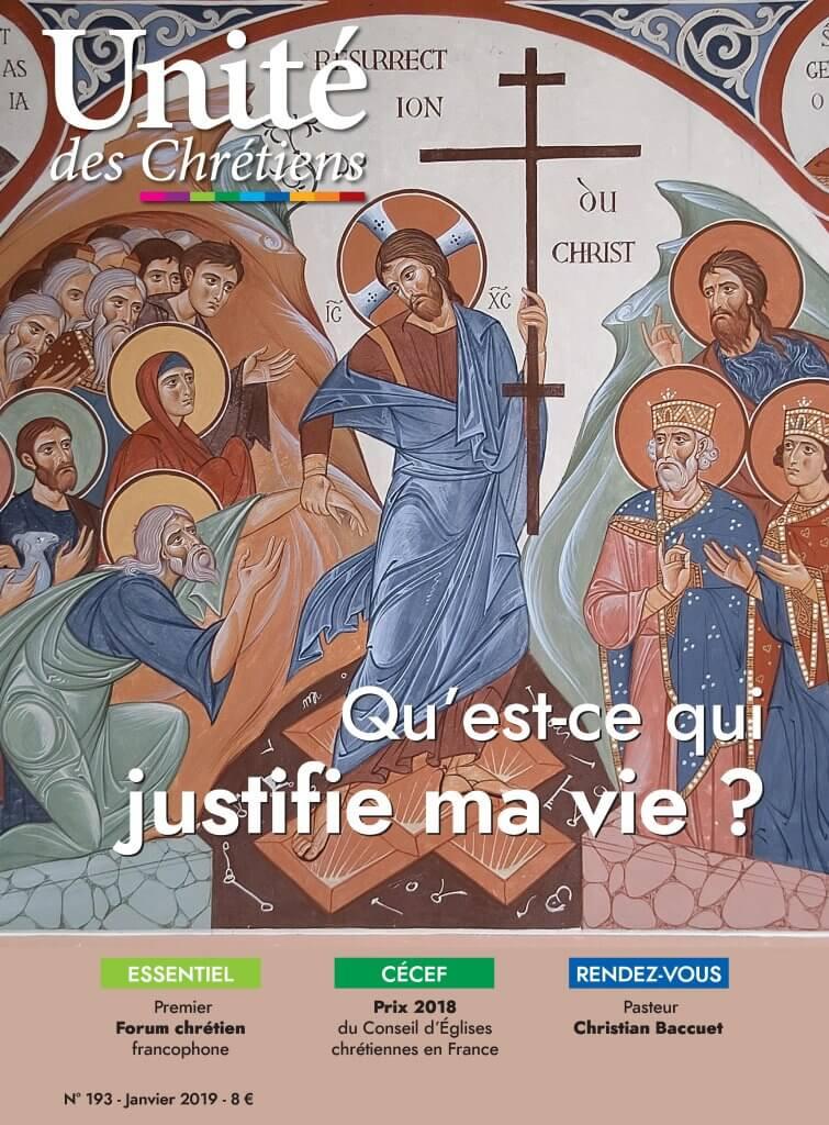 REVUE 193 - Unité des chrétiens
