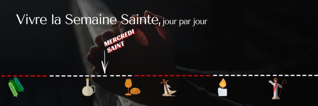 mercredi saint header