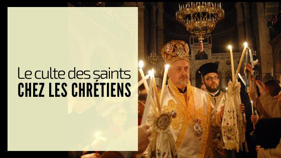 Toussaint 2019 - culte des saints chez les chrétiens