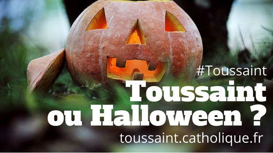 Toussaint et Halloween, est-ce la même chose ?