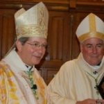 VMgr Ulrich rend hommage à Mgr Garnier