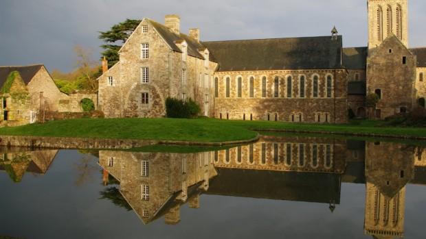 Abbaye Sainte Trinité de la Lucerne_diocèse de Coutances
