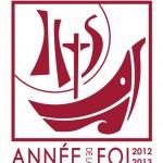 Logo de l'année de la Foi, 2012