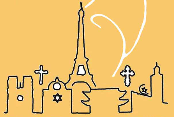 Rencontre interreligieuse d'assise 2018