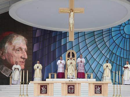 Béatification du Cardinal Newman
