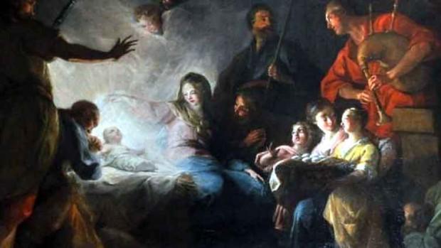 Nativité de Restout
