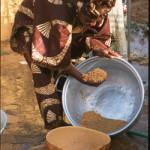 photo du CCFD femme en Afrique