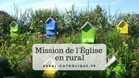 Mission de l'eglise en rural