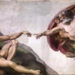 La création d'Adam