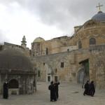 Eglise du Saint Sépulchre à Jérusalem