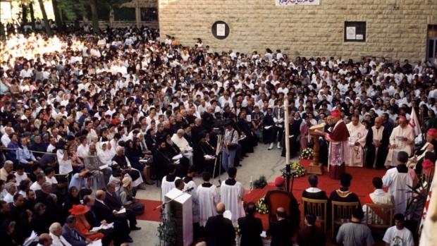Synode de l'Eglise catholique de Terre Sainte