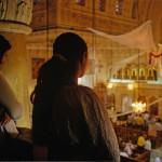 Jeunes femmes coptes en Egypte