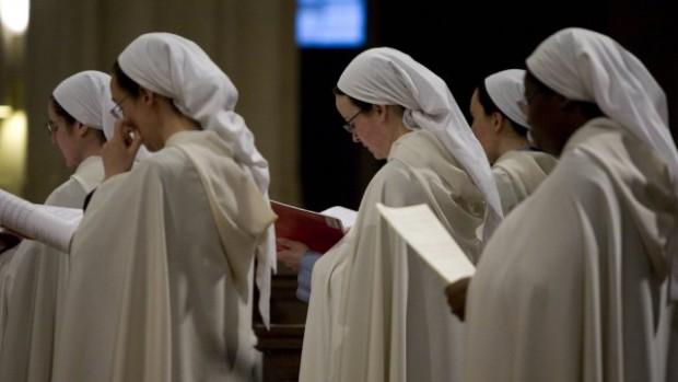 veillée à St Gervais Fraternités monastiques de Jérusalem