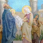 présentation du Seigneur au Temple