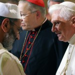 Benoît XVI et les musulmans