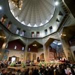 Benoit XVI célèbre les vêpres le 14 mai à Nazareth