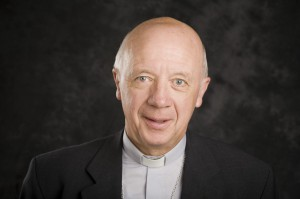 Mgr Jean-Claude BOULANGER, évêque de Bayeux et Lisieux