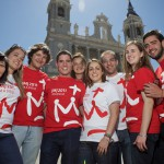 MADRID: Volontaires JMJ