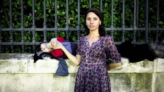 Familles de sans papiers tchétchènes