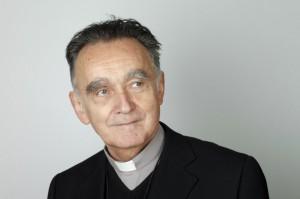 Mgr Georges PONTIER, Archevêque de Marseille, Conférence des évêques de France. Lourdes, France Référence: 198628