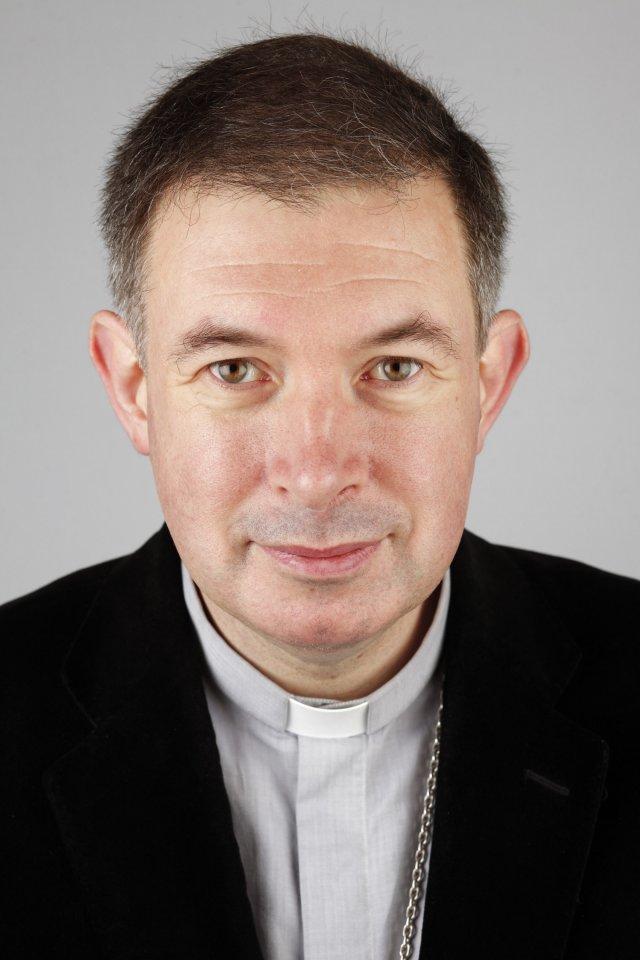 Mgr Pascal Wintzer, achevêque de Poitiers