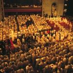 Ouverture du concile Vatican II par Jean XXIII 1962