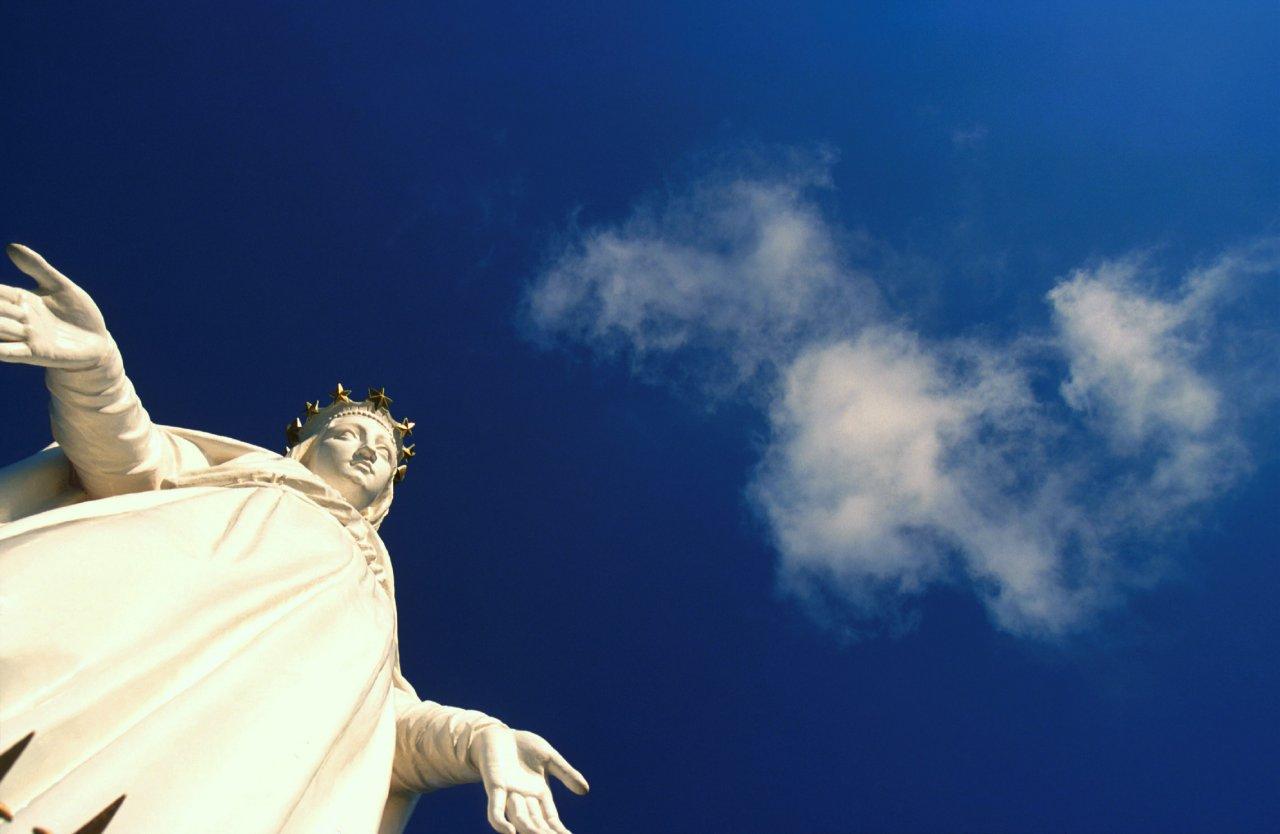 Notre Dame du Liban à Harissa