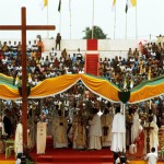 Premier voyage de Jean-Paul II au Nigéria et au Bénin
