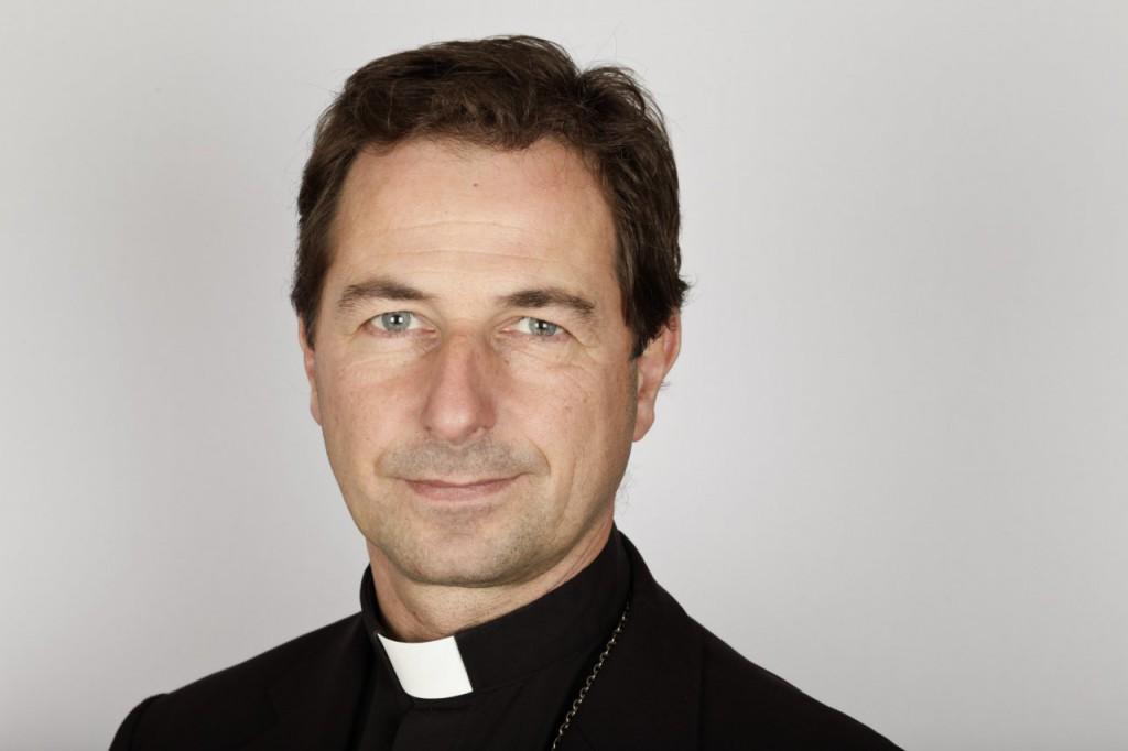 Mgr Thierry Brac de la Perriere