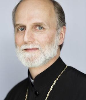 Mgr Borys GUDZIAK, évêque de l8217éparchie Saint Vladimir le Grand pour les fidèles Ukrainiens de rite byzantin résidant en France