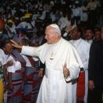 Jean-Paul II en Afrique