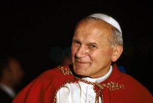 Jean-Paul II en 1980, premier voyage en France