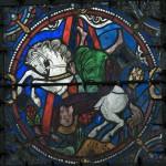 Saint Paul, Vitraux de Chartres