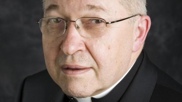 Cardinal André VINGT-TROIS, archevêque de Paris, France.
